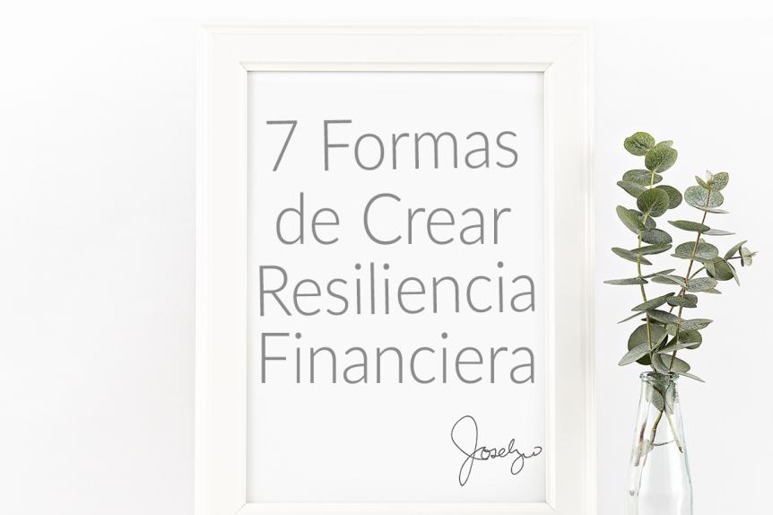 Resiliencia Financiera